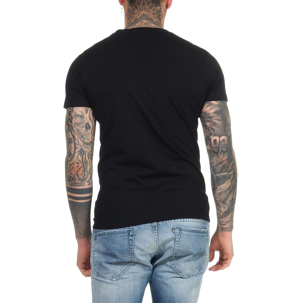 Indexbild 15 - DIESEL Herren T-Shirt Mohawk Slim Tee Rundhals Kurzarm Shirt