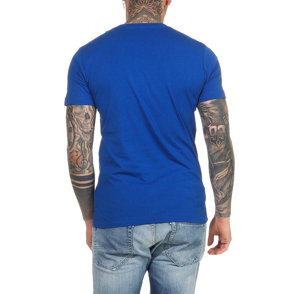 Indexbild 10 - DIESEL Herren T-Shirt Mohawk Slim Tee Rundhals Kurzarm Shirt