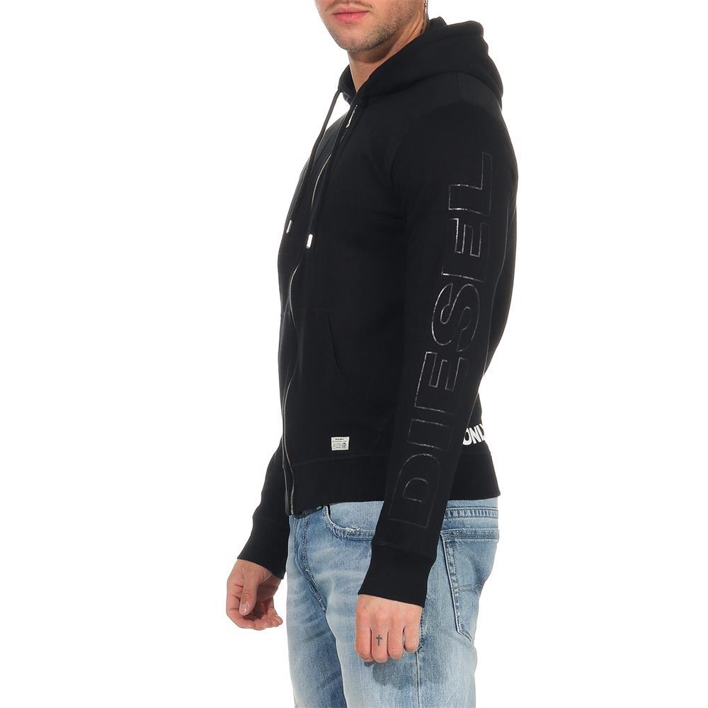 DIESEL-UMLT-Brandon-Z-Hoodie-Herren-Sweatshirt-Kapuzenpullover-Pulli Indexbild 4
