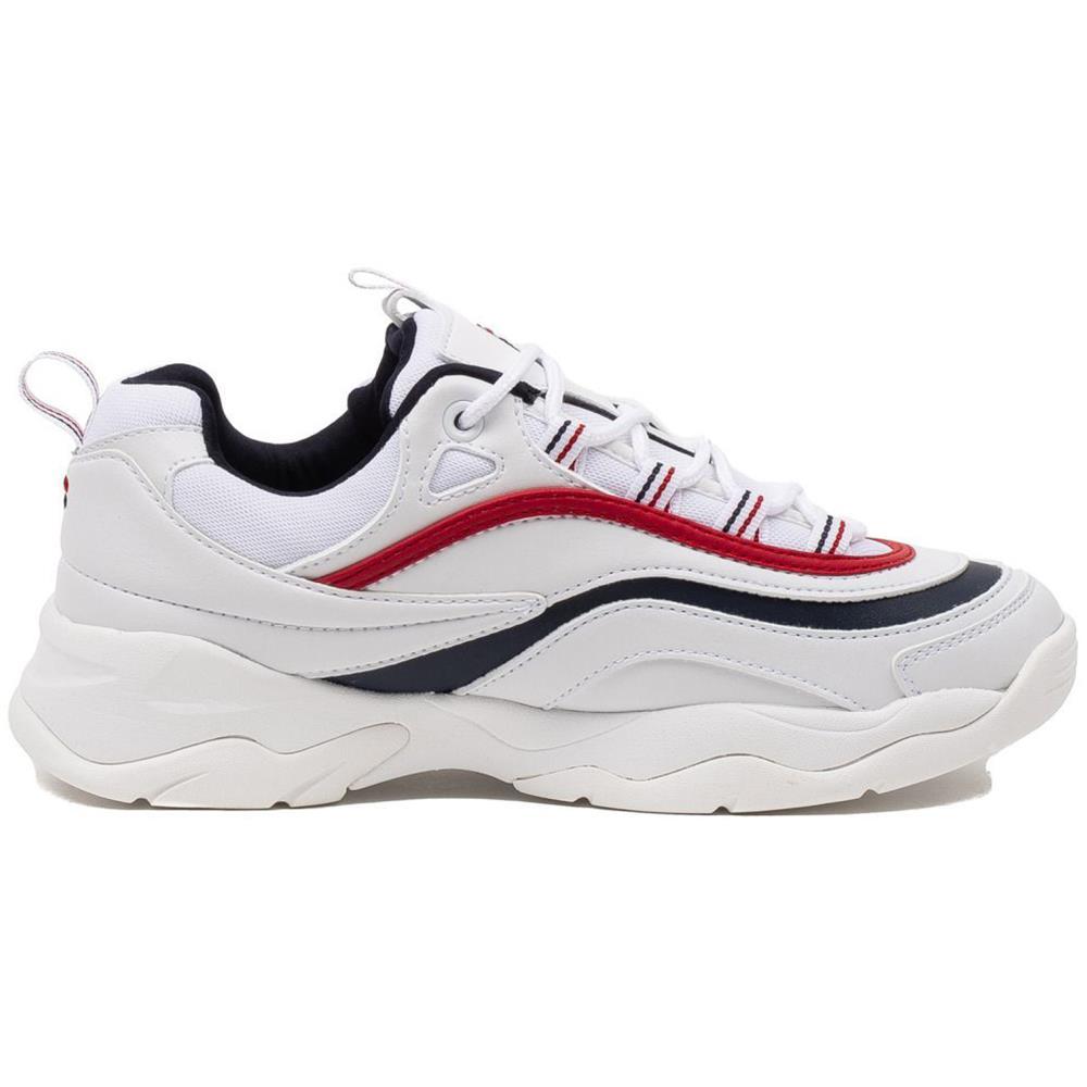 Indexbild 10 - Fila Ray Low Wmn Damen Sneaker Schuhe Sportschuhe Turnschuhe Freizeitschuhe