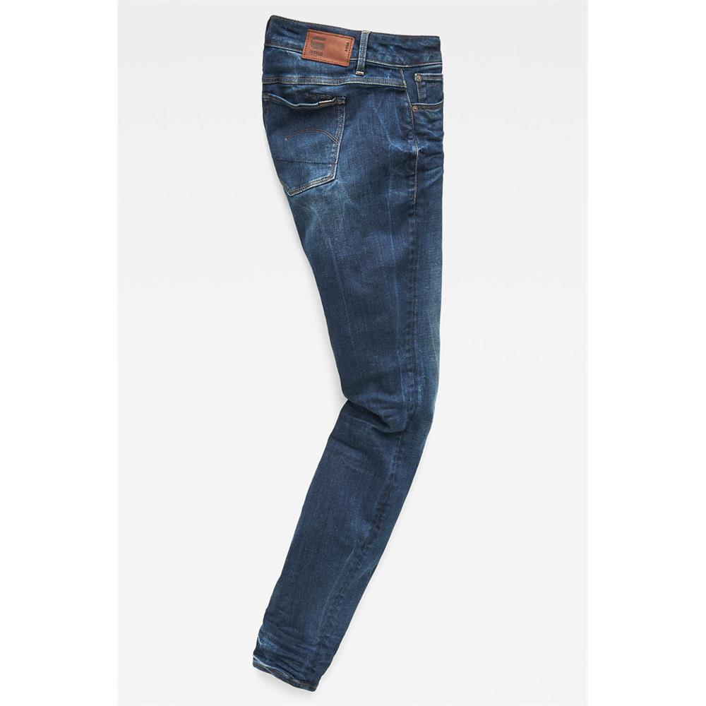Indexbild 12 - G-Star 3301 Low Waist Super Skinny Damen Jeans Hose Jeanshose Röhrenjeans