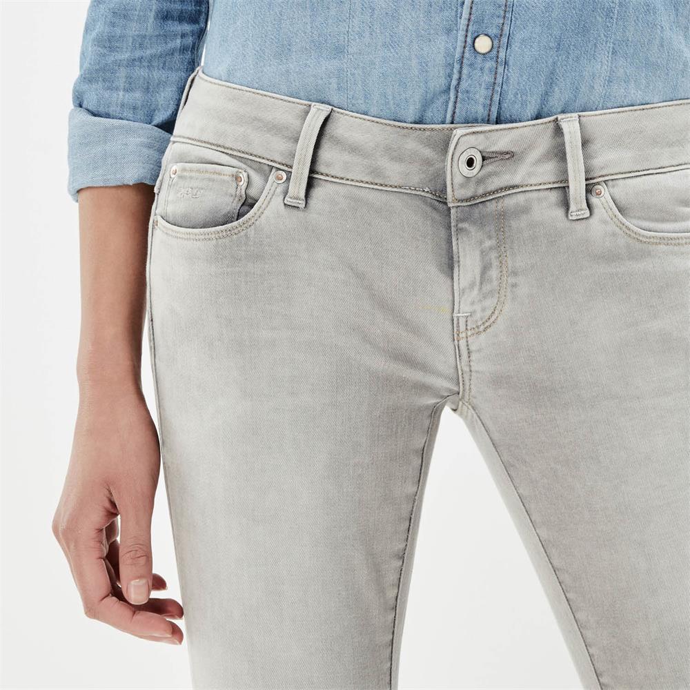 Indexbild 4 - G-Star 3301 Low Waist Super Skinny Damen Jeans Hose Jeanshose Röhrenjeans
