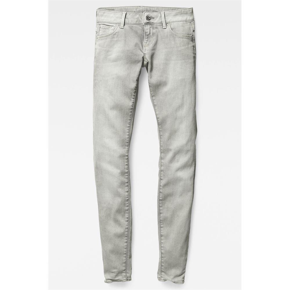 Indexbild 6 - G-Star 3301 Low Waist Super Skinny Damen Jeans Hose Jeanshose Röhrenjeans