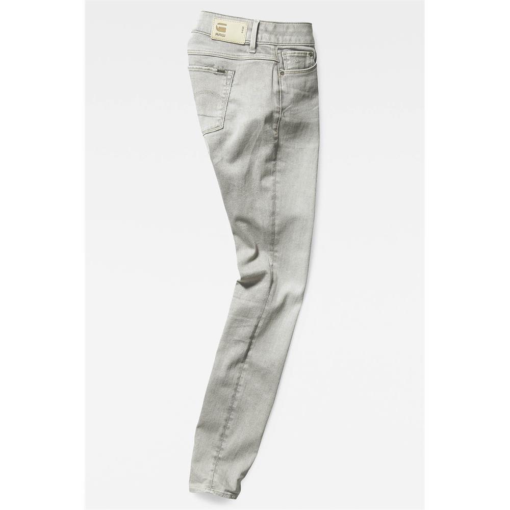 Indexbild 7 - G-Star 3301 Low Waist Super Skinny Damen Jeans Hose Jeanshose Röhrenjeans