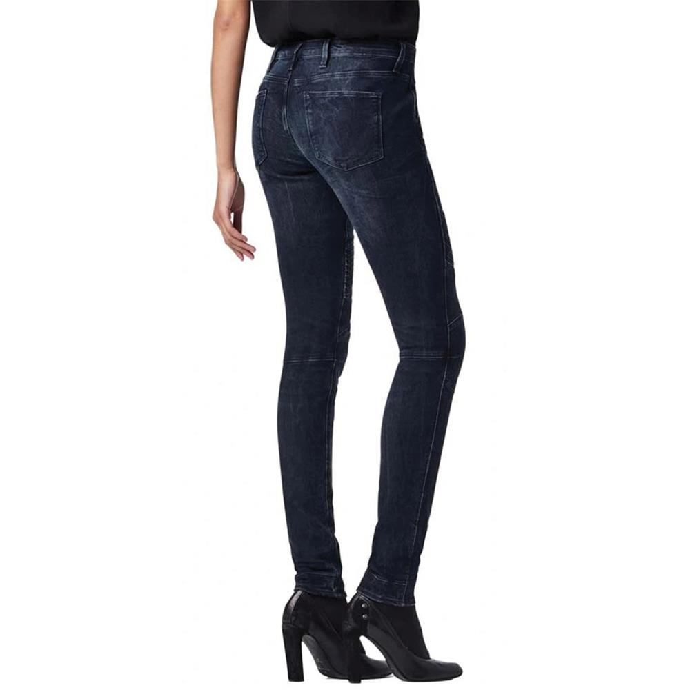 Indexbild 3 - G-Star 5620 Custom Mid Waist Skinny Damen Jeans Hose Jeanshose Röhrenjeans