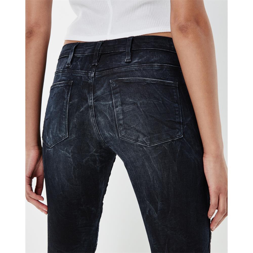 Indexbild 4 - G-Star 5620 Custom Mid Waist Skinny Damen Jeans Hose Jeanshose Röhrenjeans