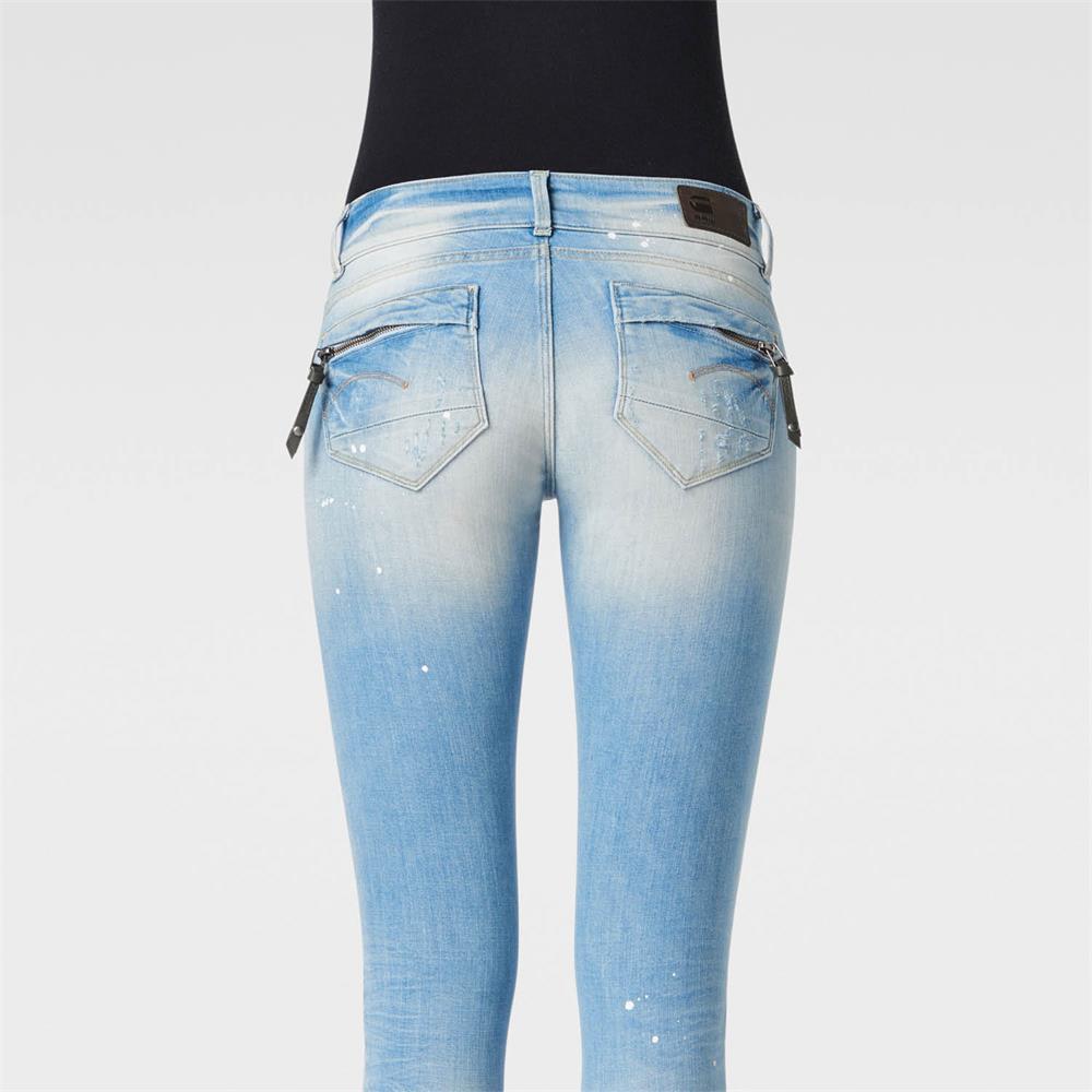 Indexbild 18 - G-Star-Midge-Cody-Mid-Waist-Skinny-Damen-Jeans-Hose-Jeanshose-Roehrenjeans
