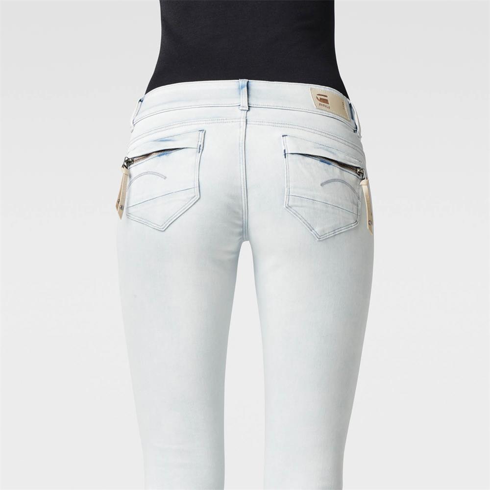 Indexbild 23 - G-Star-Midge-Cody-Mid-Waist-Skinny-Damen-Jeans-Hose-Jeanshose-Roehrenjeans