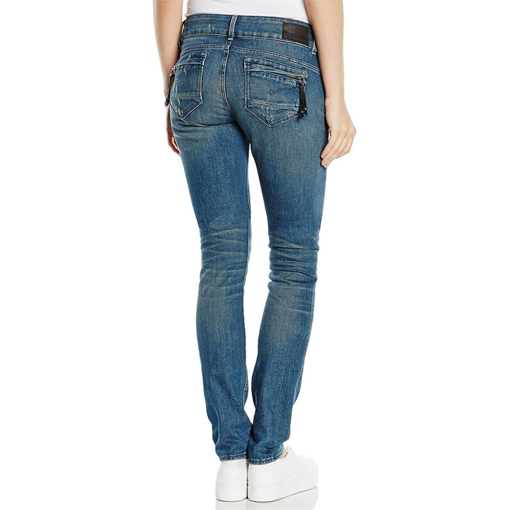 Indexbild 20 - G-Star-Midge-Cody-Mid-Waist-Skinny-Damen-Jeans-Hose-Jeanshose-Roehrenjeans