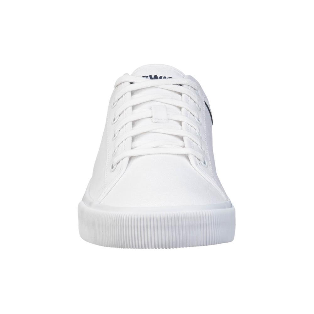 K-Swiss-Bridgeport-II-Canvas-Sneaker-Sommer-Schuhe-Sportschuhe-Turnschuhe Indexbild 4