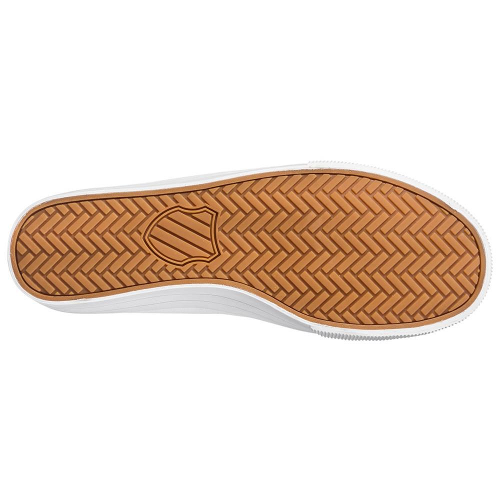 K-Swiss-Bridgeport-II-Canvas-Sneaker-Sommer-Schuhe-Sportschuhe-Turnschuhe Indexbild 6