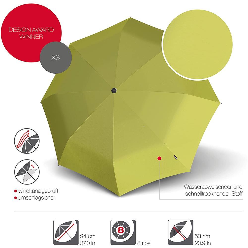 Knirps-X1-Regenschirm-Taschenschirm Indexbild 4