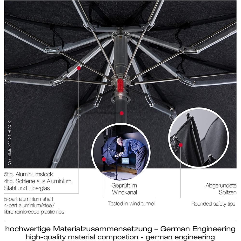 Knirps-X1-Regenschirm-Taschenschirm Indexbild 6