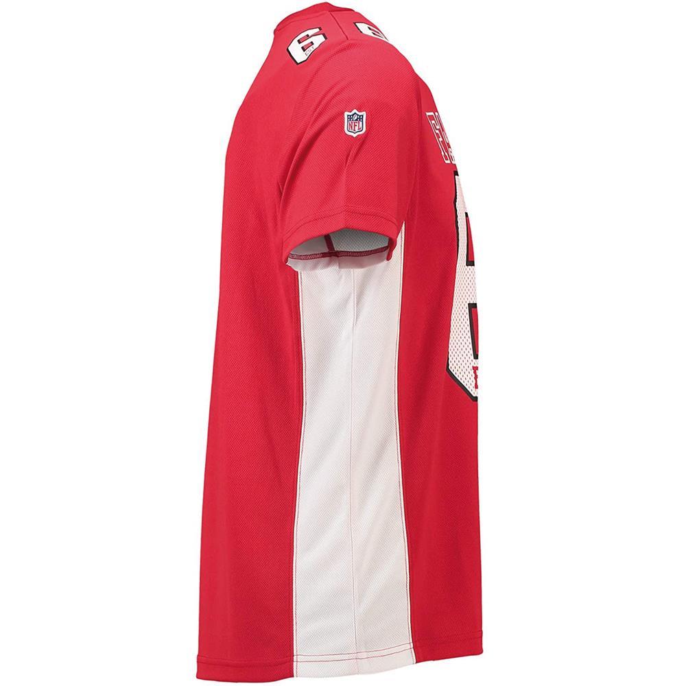 Indexbild 25 - Majestic Fanatics NFL Moro Poly Mesh Herren Jersey Football Trikot T-Shirt