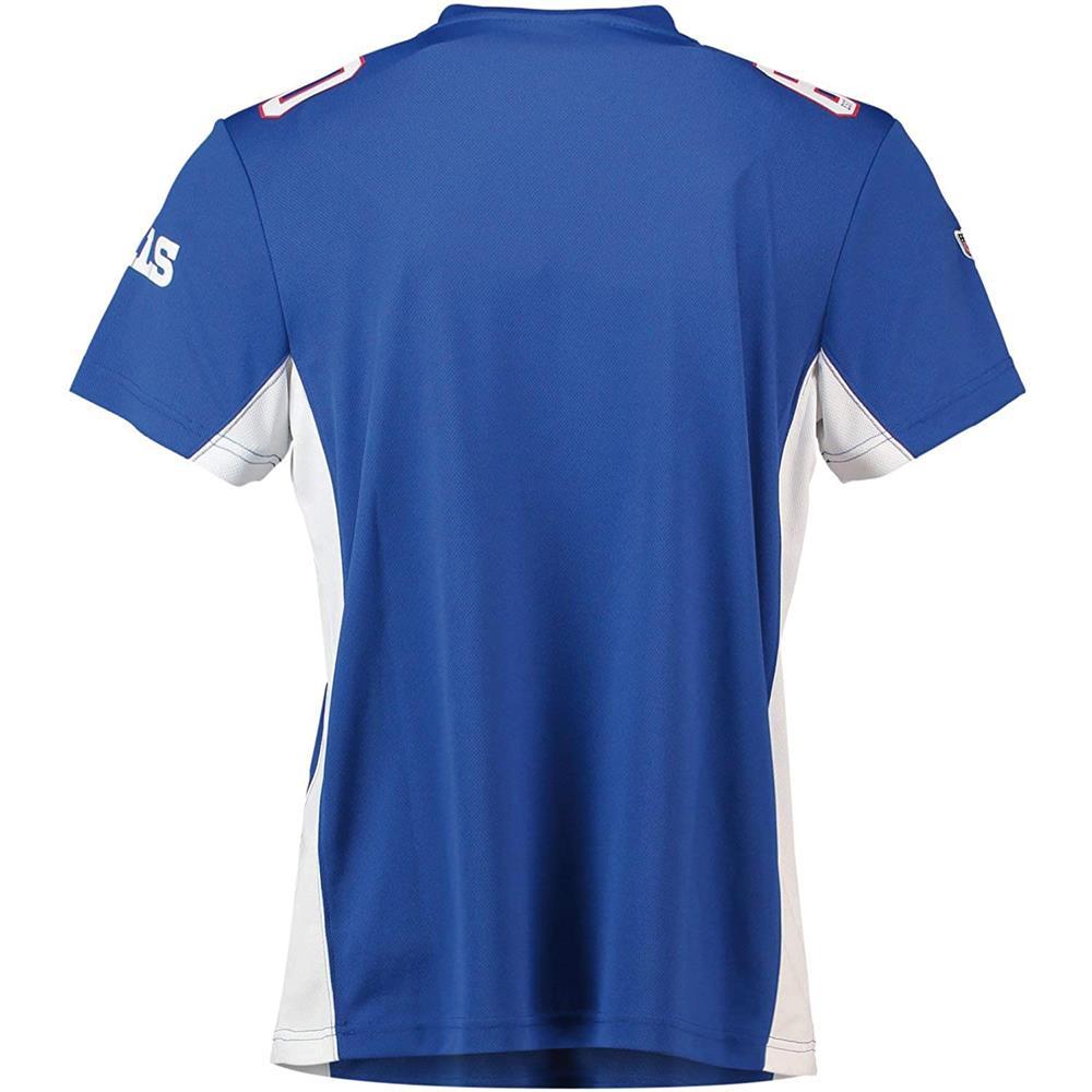 Indexbild 7 - Majestic Fanatics NFL Moro Poly Mesh Herren Jersey Football Trikot T-Shirt