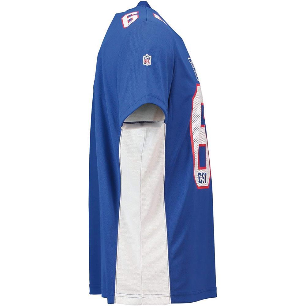 Indexbild 9 - Majestic Fanatics NFL Moro Poly Mesh Herren Jersey Football Trikot T-Shirt