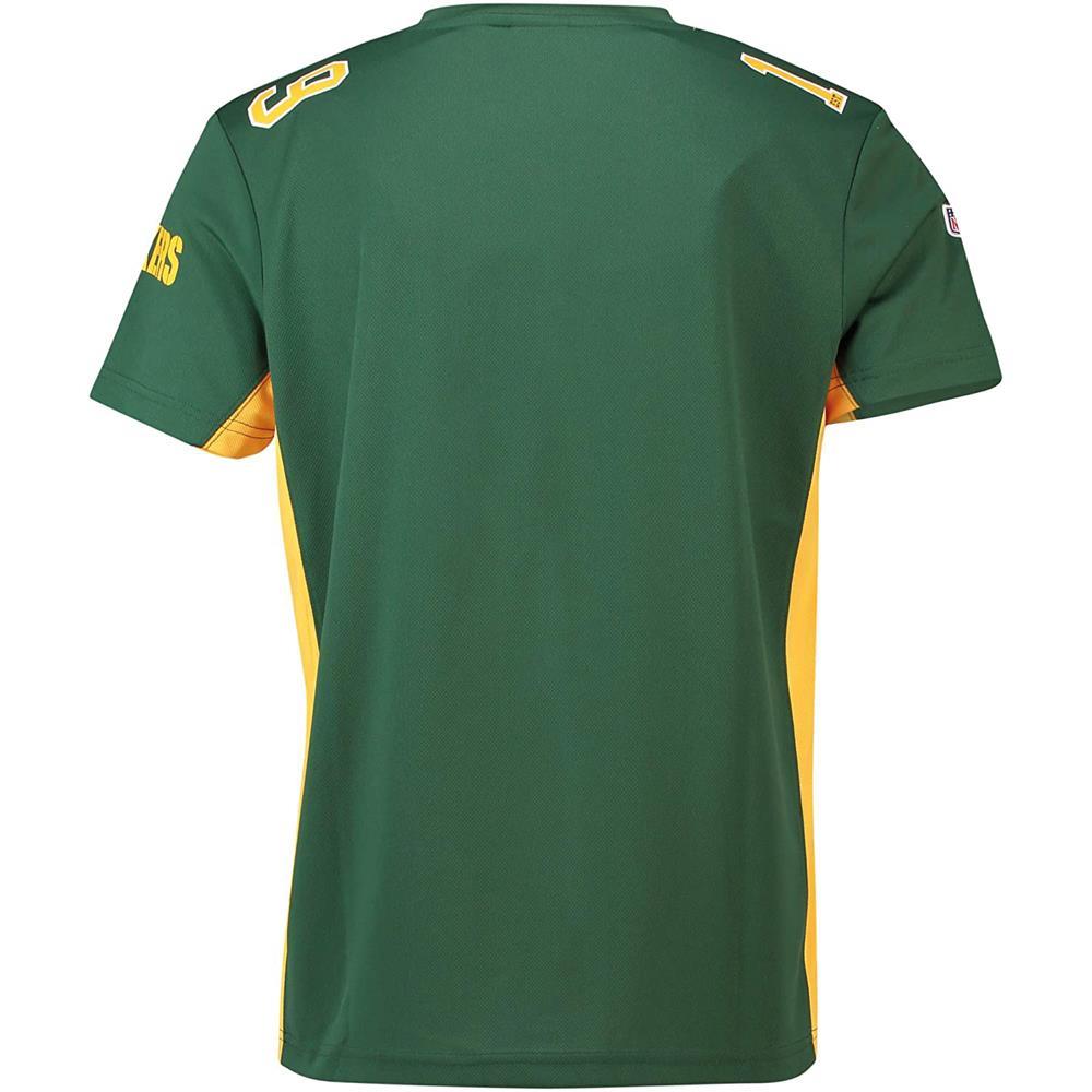 Indexbild 27 - Majestic Fanatics NFL Moro Poly Mesh Herren Jersey Football Trikot T-Shirt
