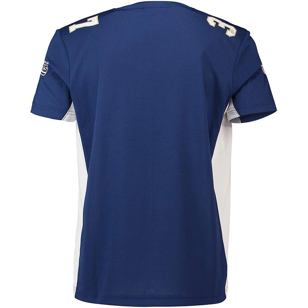 Indexbild 31 - Majestic Fanatics NFL Moro Poly Mesh Herren Jersey Football Trikot T-Shirt