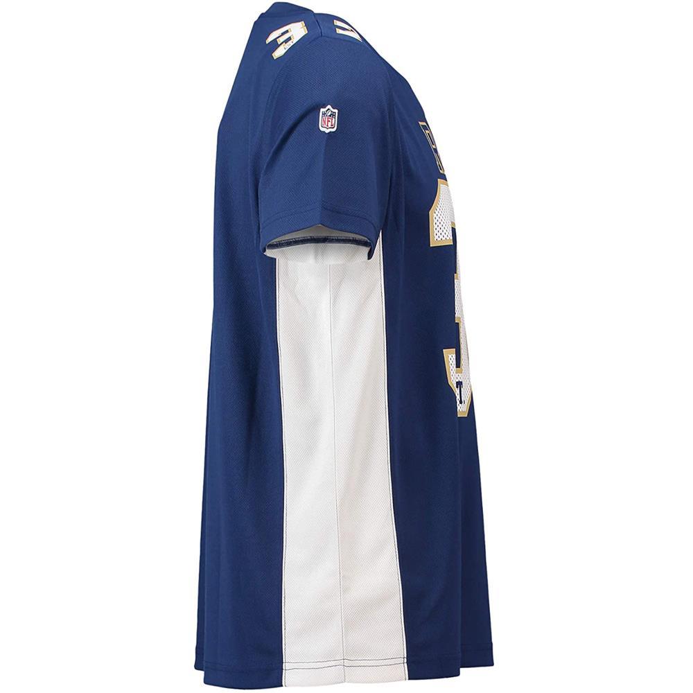 Indexbild 33 - Majestic Fanatics NFL Moro Poly Mesh Herren Jersey Football Trikot T-Shirt