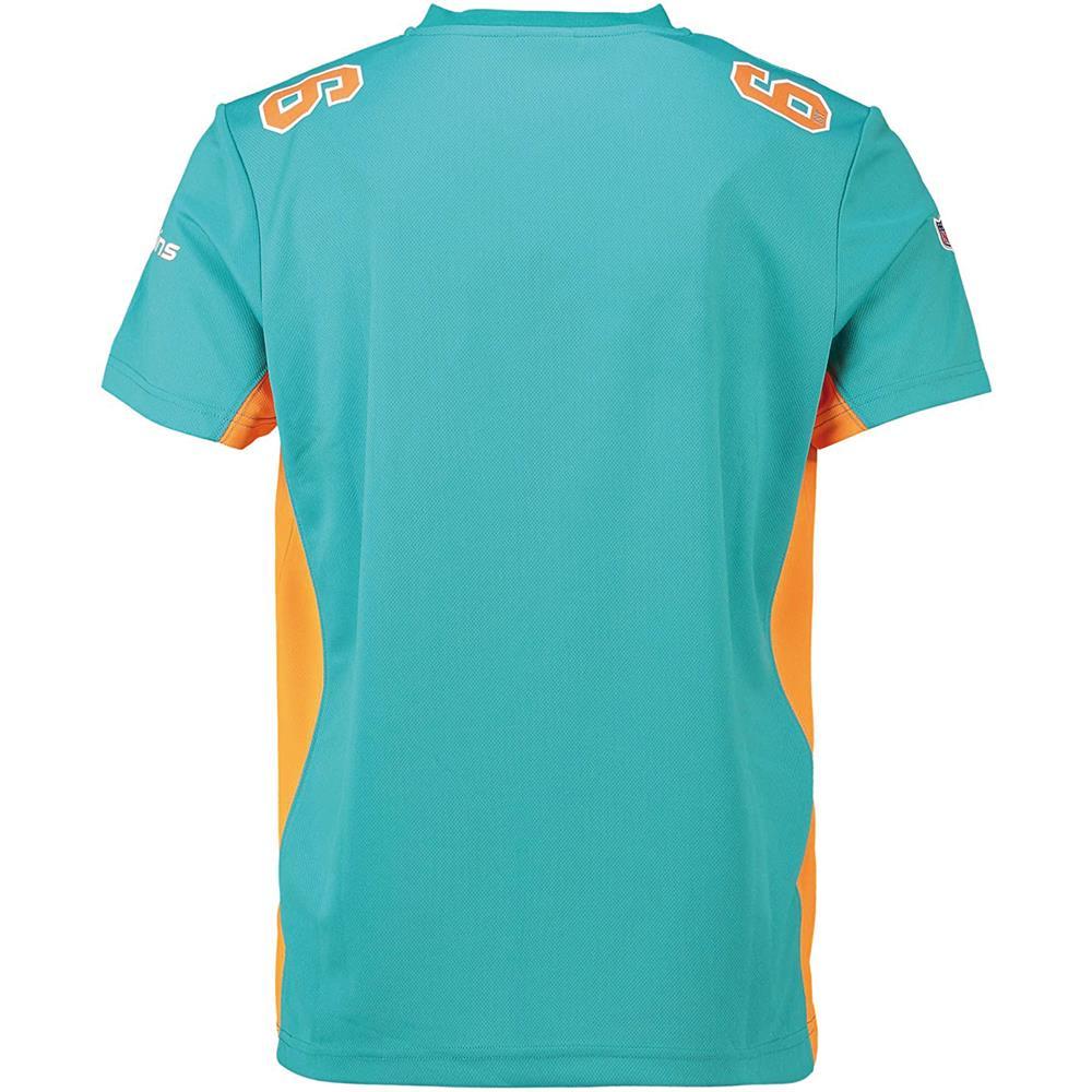 Indexbild 15 - Majestic Fanatics NFL Moro Poly Mesh Herren Jersey Football Trikot T-Shirt