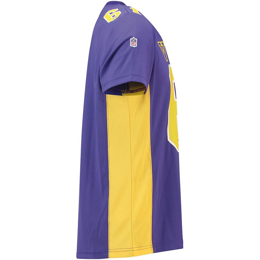 Indexbild 5 - Majestic Fanatics NFL Moro Poly Mesh Herren Jersey Football Trikot T-Shirt
