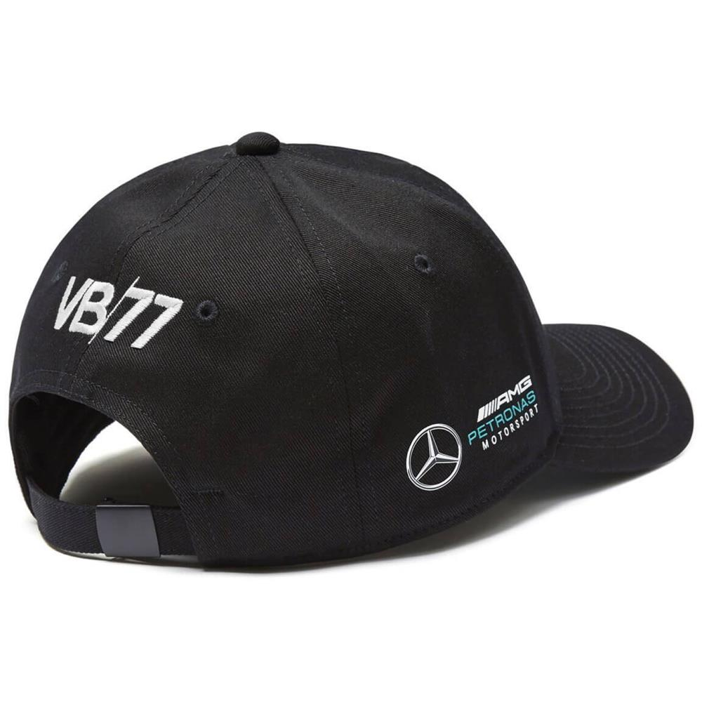 Mercedes-AMG-Petronas-Valtteri-Bottas-Driver-Cap-F1-Formel-1-Kappe-Basecap Indexbild 3