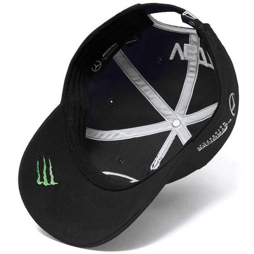 Mercedes-AMG-Petronas-Valtteri-Bottas-Driver-Cap-F1-Formel-1-Kappe-Basecap Indexbild 4