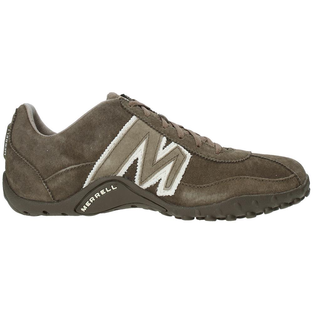 Merrell-Sprint-Blast-Leather-Herren-Leder-Schuhe-Sneaker-Sportschuhe-Turnschuhe Indexbild 3