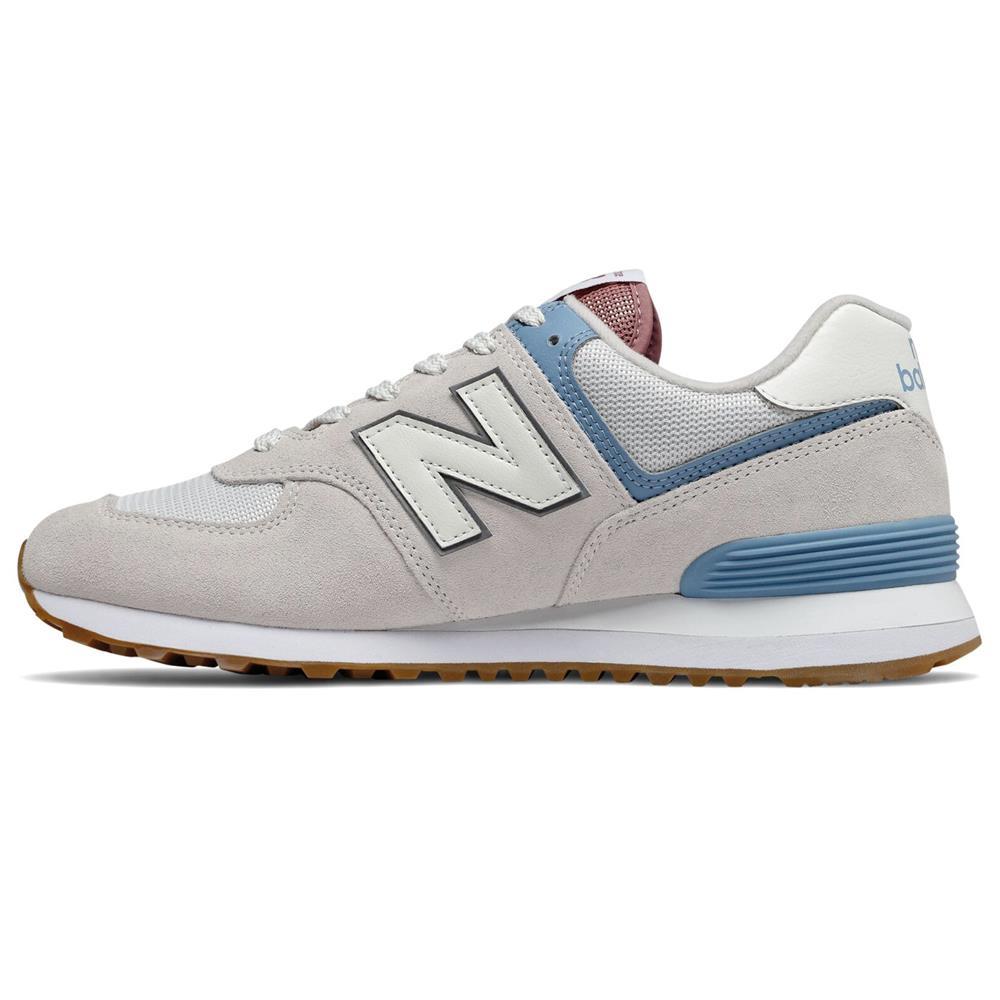 New-Balance-ML-574-ER-Herren-Sneaker-Leder-Schuhe-Turnschuhe-Sportschuhe Indexbild 3
