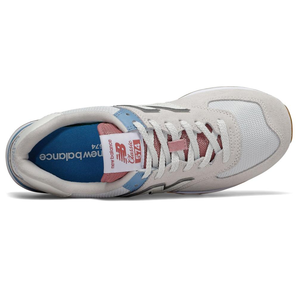 New-Balance-ML-574-ER-Herren-Sneaker-Leder-Schuhe-Turnschuhe-Sportschuhe Indexbild 4