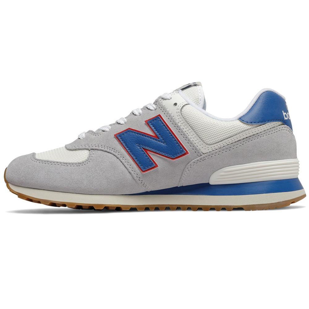New-Balance-ML-574-ER-Herren-Sneaker-Leder-Schuhe-Turnschuhe-Sportschuhe Indexbild 11