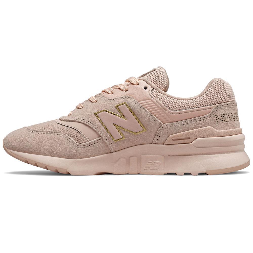 Indexbild 7 - New Balance CW 997 H Damen Sneaker Leder Schuhe Turnschuhe Sportschuhe