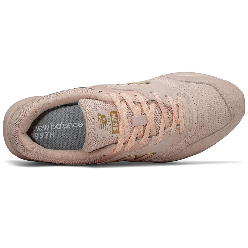 Indexbild 8 - New Balance CW 997 H Damen Sneaker Leder Schuhe Turnschuhe Sportschuhe