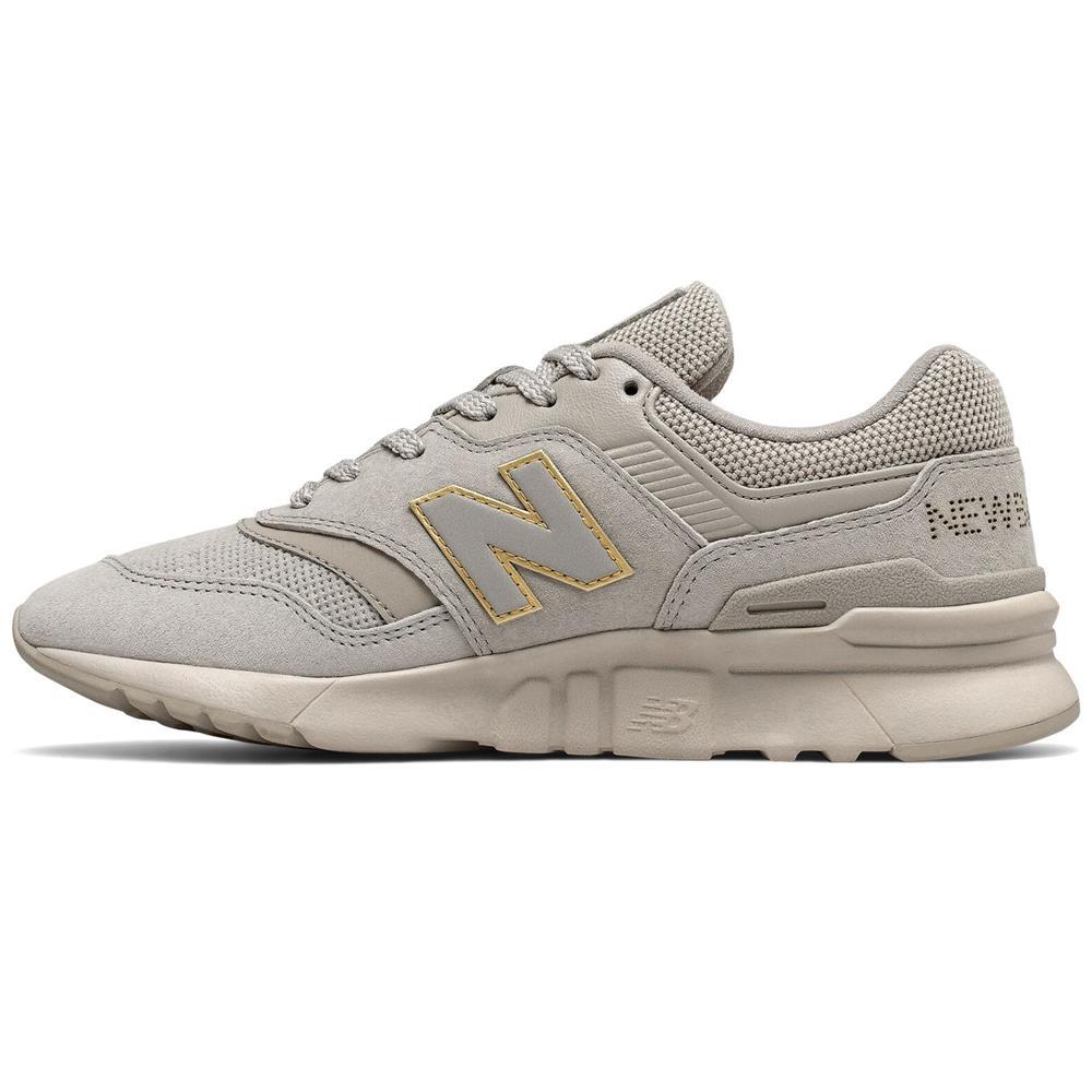 Indexbild 3 - New Balance CW 997 H Damen Sneaker Leder Schuhe Turnschuhe Sportschuhe