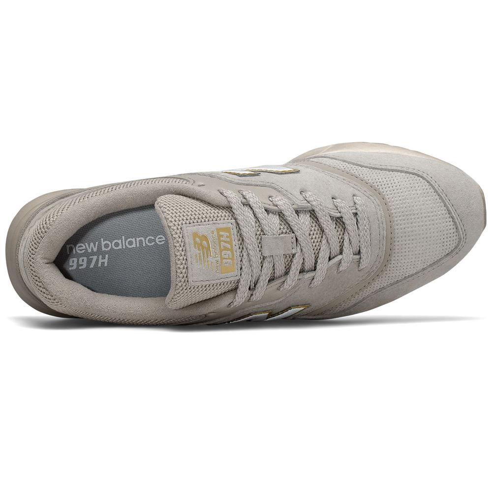 Indexbild 4 - New Balance CW 997 H Damen Sneaker Leder Schuhe Turnschuhe Sportschuhe