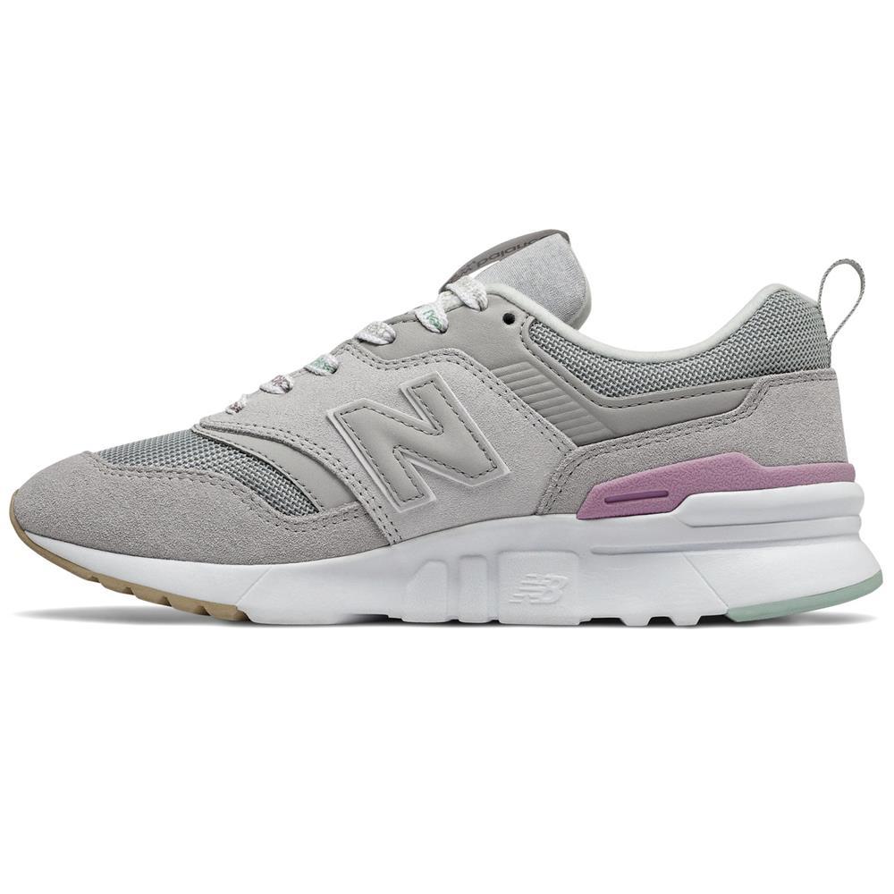 Indexbild 11 - New Balance CW 997 H Damen Sneaker Leder Schuhe Turnschuhe Sportschuhe