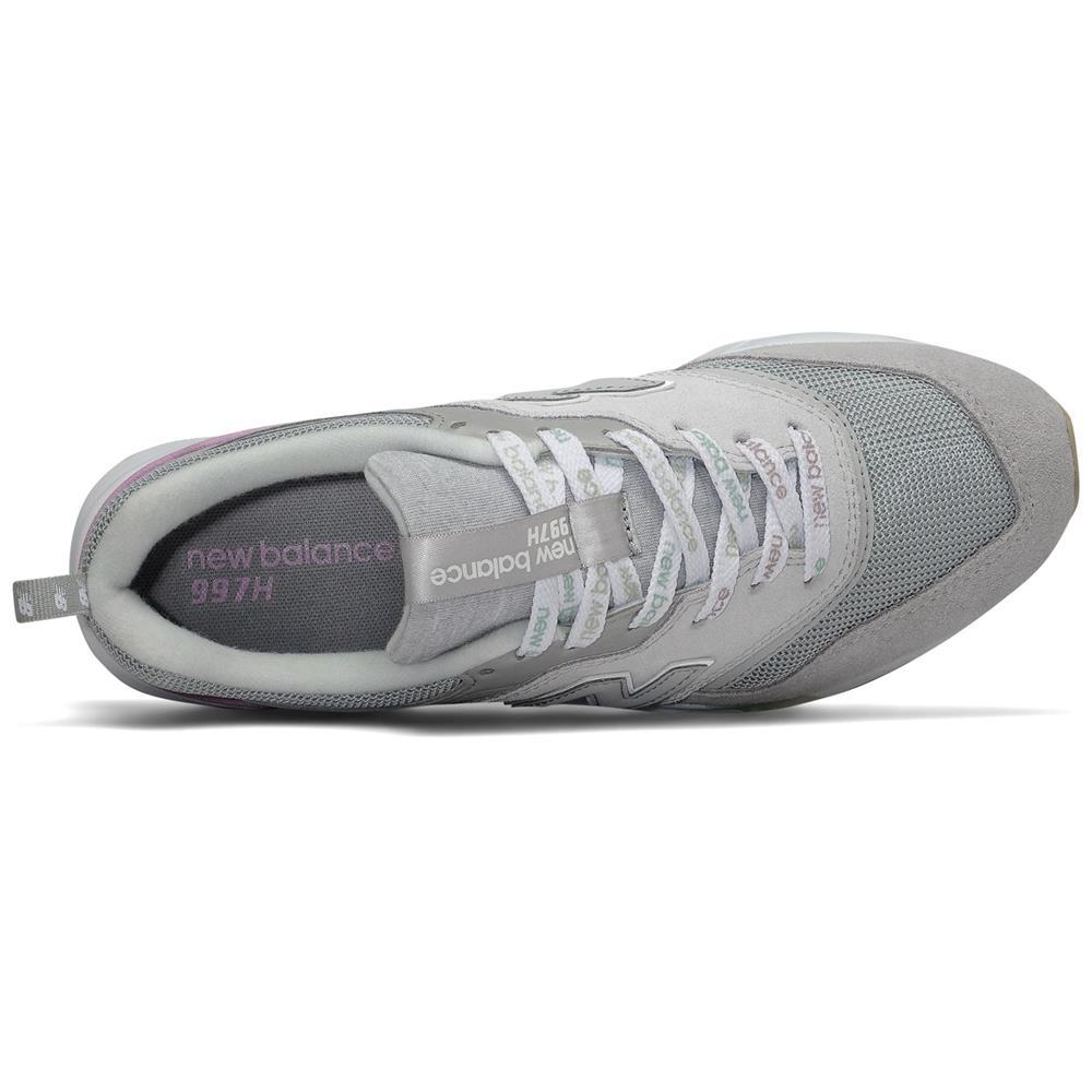 Indexbild 12 - New Balance CW 997 H Damen Sneaker Leder Schuhe Turnschuhe Sportschuhe