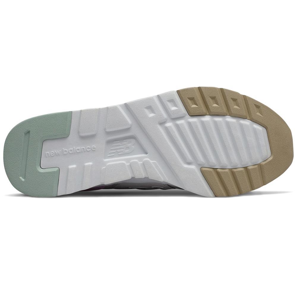 Indexbild 13 - New Balance CW 997 H Damen Sneaker Leder Schuhe Turnschuhe Sportschuhe