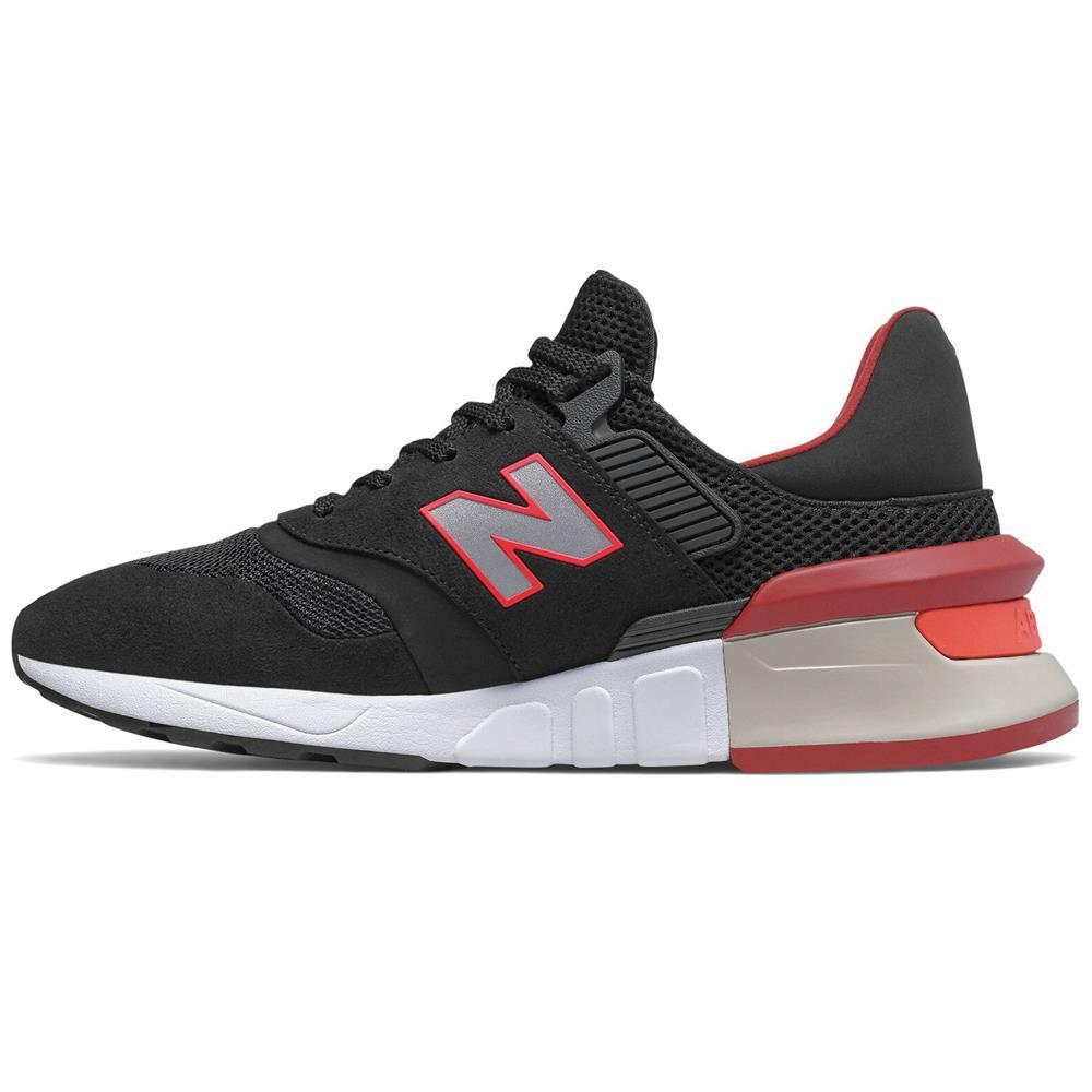 Indexbild 3 - New-Balance-MS-997-Sport-Herren-Sneaker-Leder-Schuhe-Turnschuhe-Sportschuhe