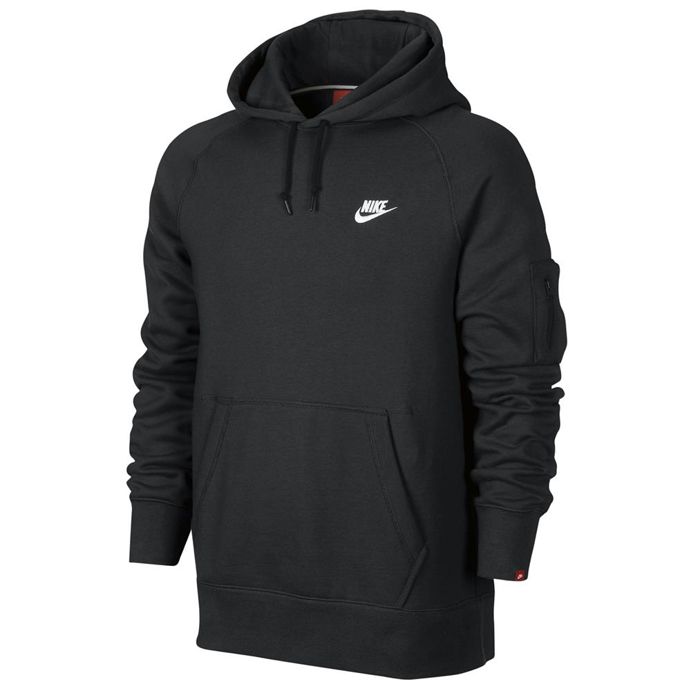 nike aw77 fleece men 39 s hoodie sweatshirt hoody sweater ebay. Black Bedroom Furniture Sets. Home Design Ideas