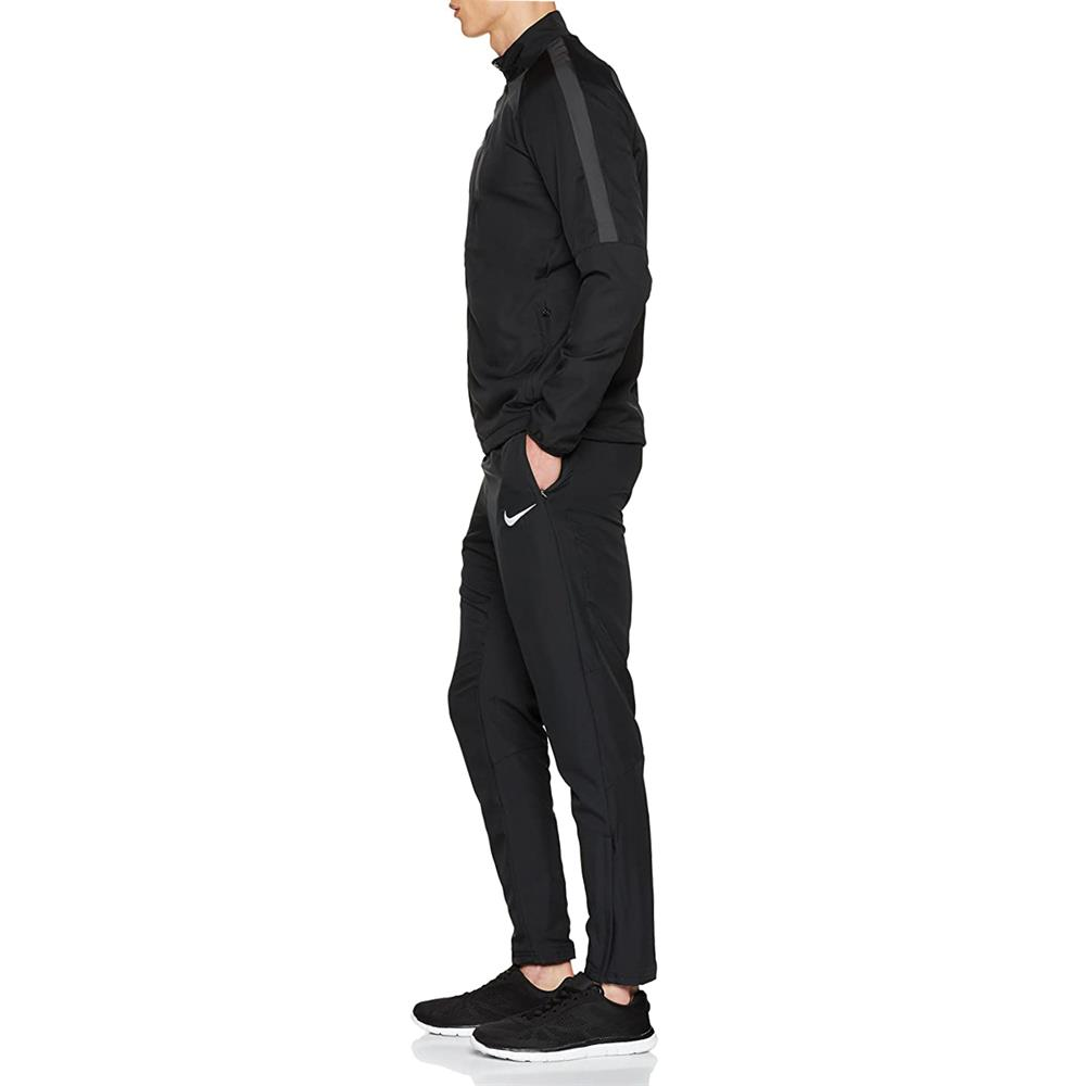 Nike-Dri-Fit-Woven-Herren-Trainingsanzug-Anzug-Sportanzug-Jogginganzug Indexbild 6