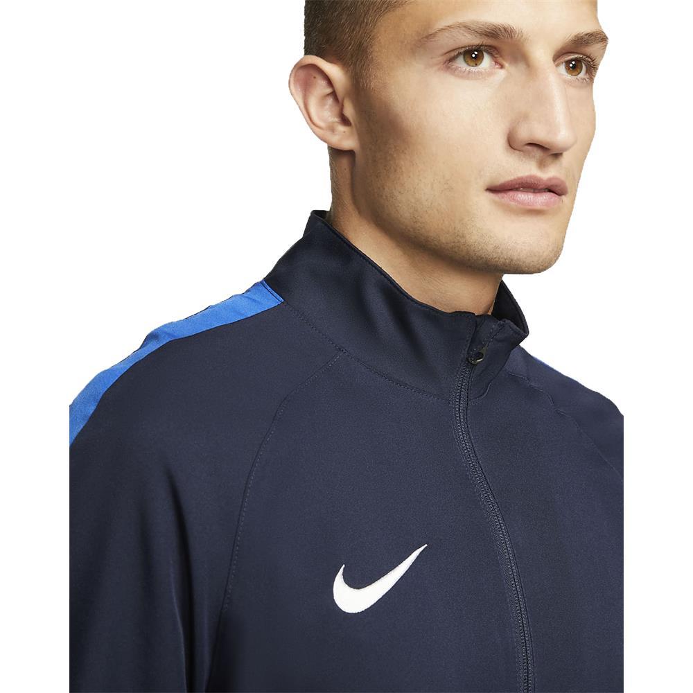 Nike-Dri-Fit-Woven-Herren-Trainingsanzug-Anzug-Sportanzug-Jogginganzug Indexbild 11