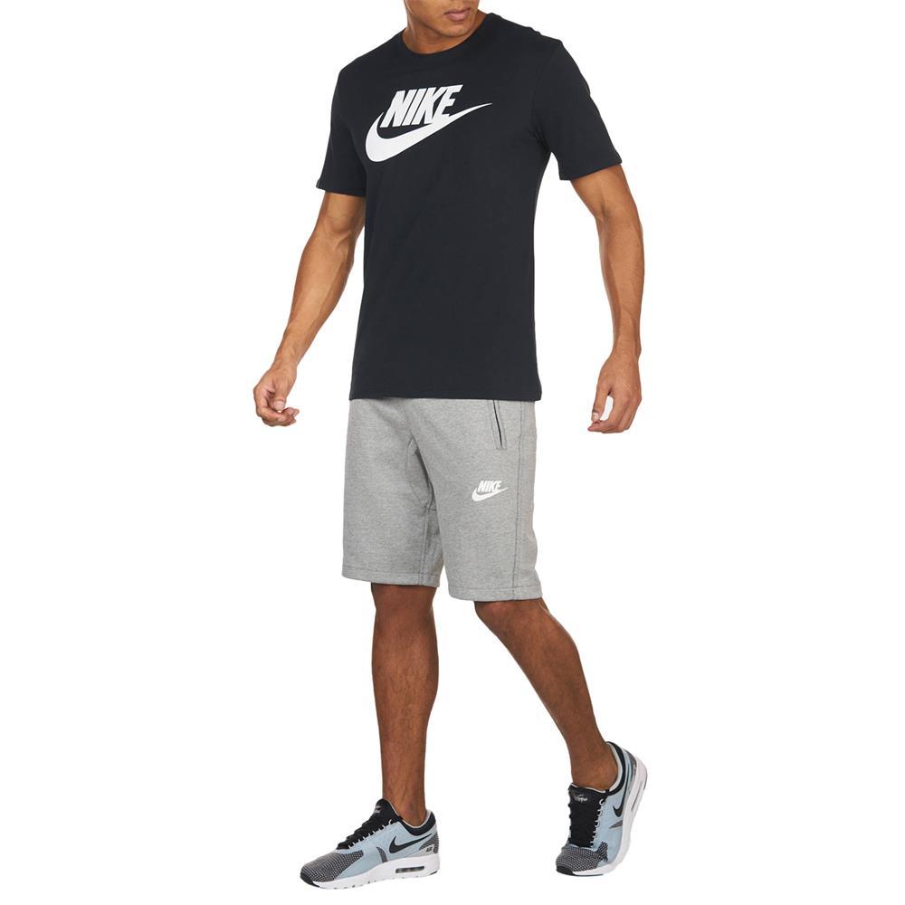 Nike-Advance-15-Fleece-Slim-Short-Kurze-Hose-Jogginghose-Trainingshose-Sporthose