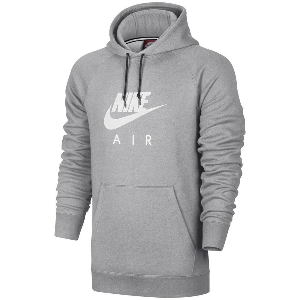 Nike-Air-Heritage-Fleece-Hoodie-Sweatshirt-Hoody-Kapuzenpullover-Pulli