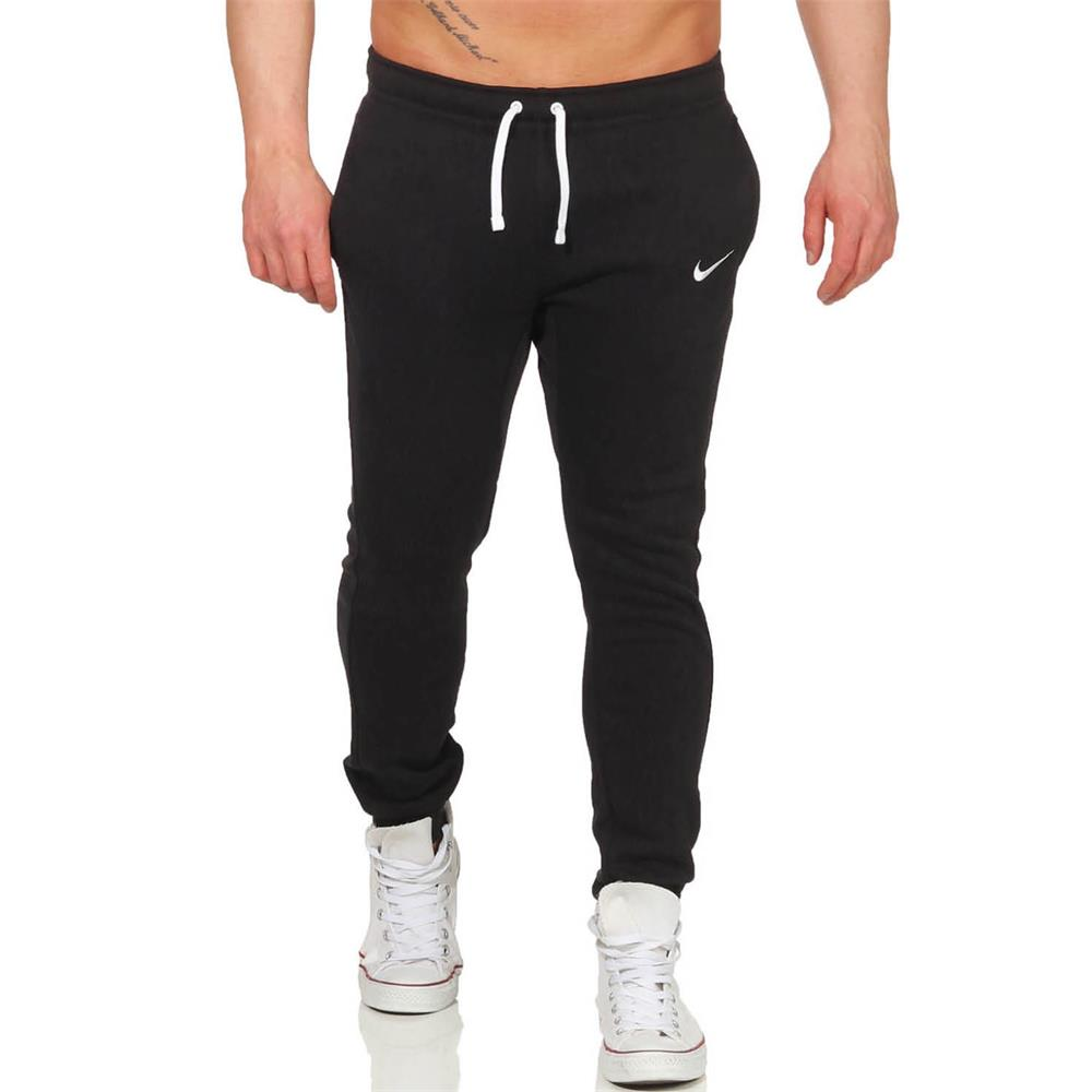 Nike-Swoosh-Fleece-Cuffed-Trainingshose-Jogginghose-Hose-Sporthose-Sweathose Indexbild 3