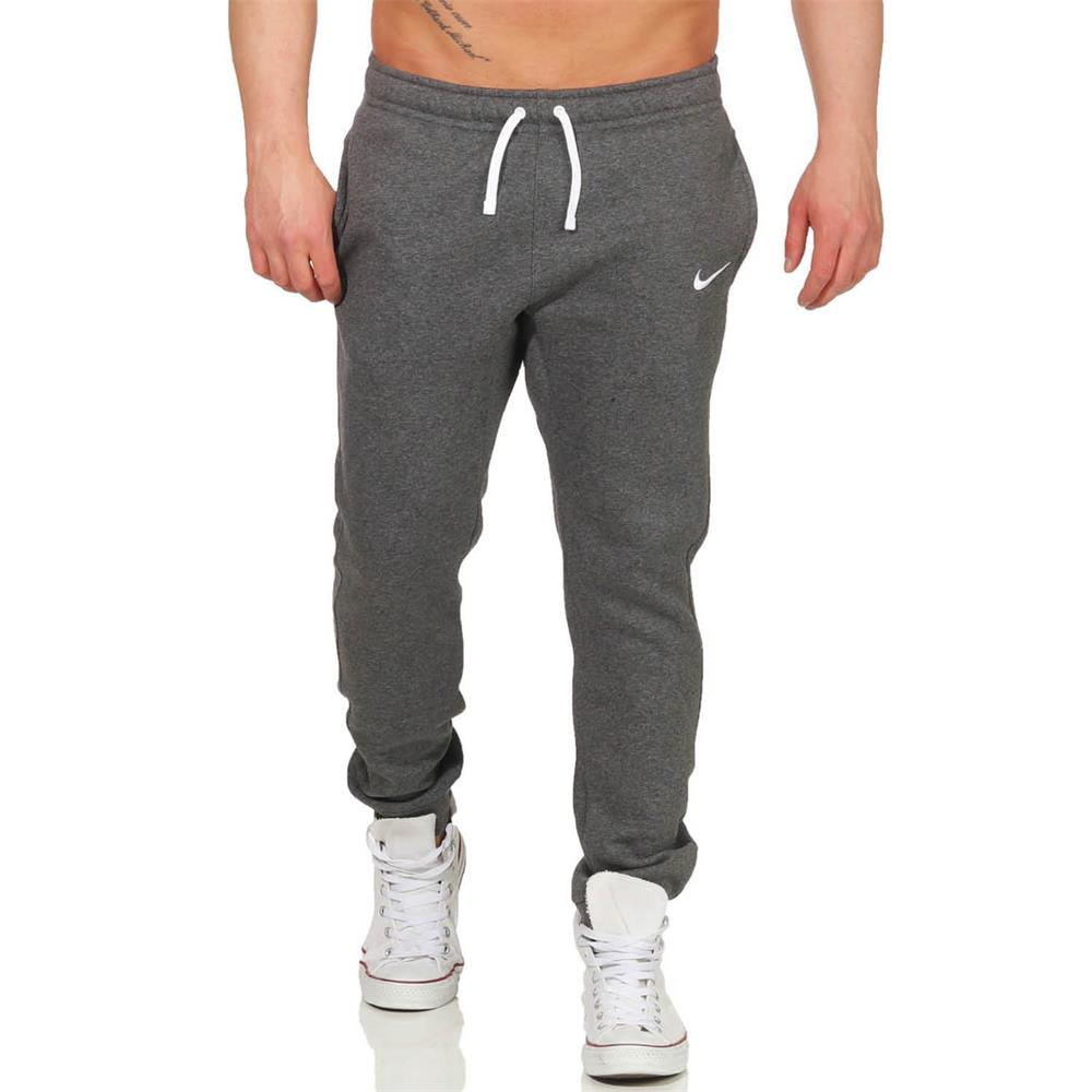 Nike-Swoosh-Fleece-Cuffed-Trainingshose-Jogginghose-Hose-Sporthose-Sweathose Indexbild 6