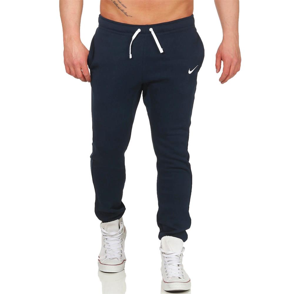 Nike-Swoosh-Fleece-Cuffed-Trainingshose-Jogginghose-Hose-Sporthose-Sweathose Indexbild 12