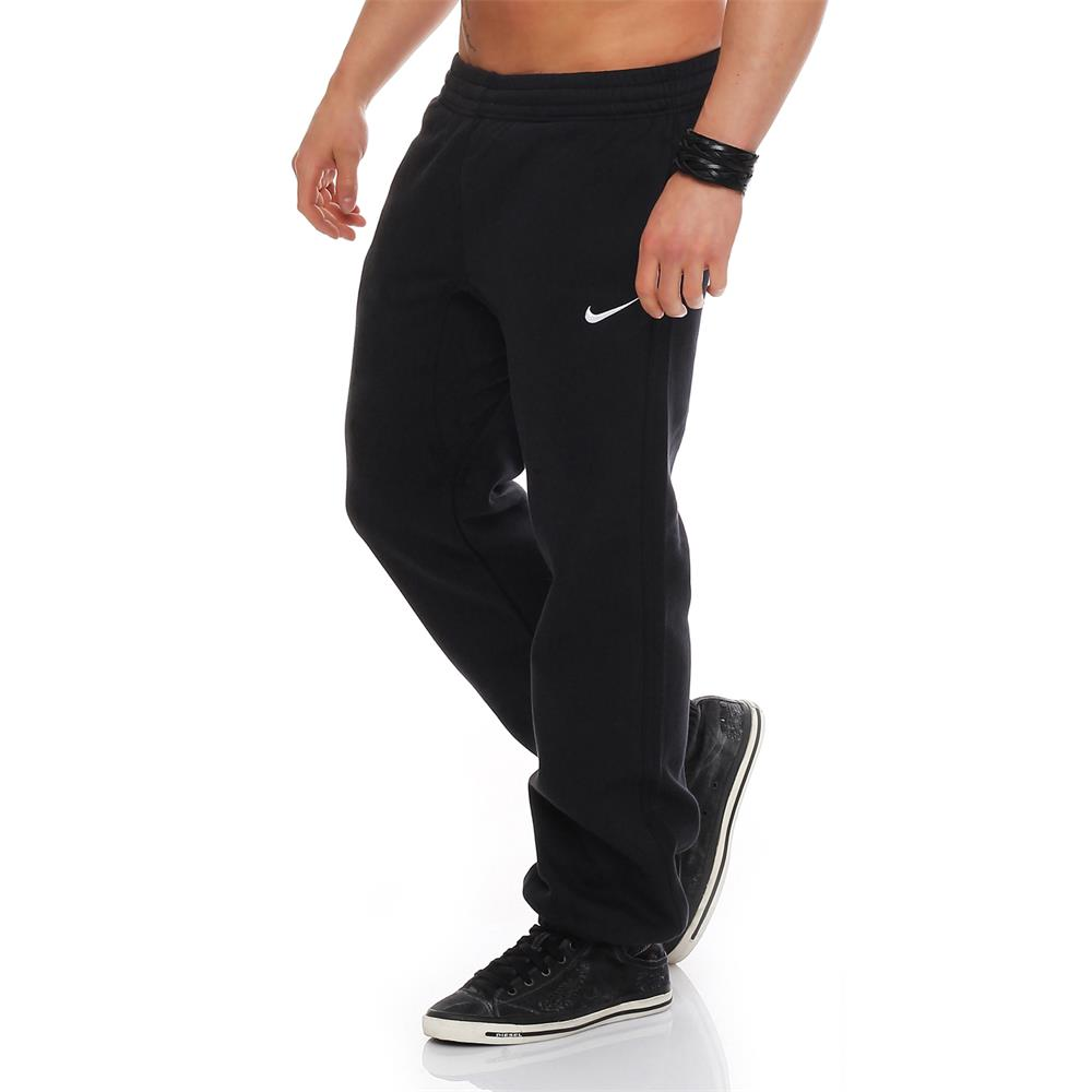 Nike-Swoosh-Club-Fleece-Herren-Trainingsanzug-Hoodie-Jogginghose-Anzug-2-Teilig