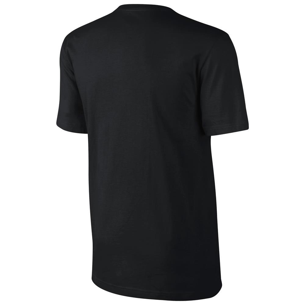 Nike-Embroidered-Swoosh-T-Shirt-Classic-Basic-Sport-Fitness-Freizeit-Shirt-Top
