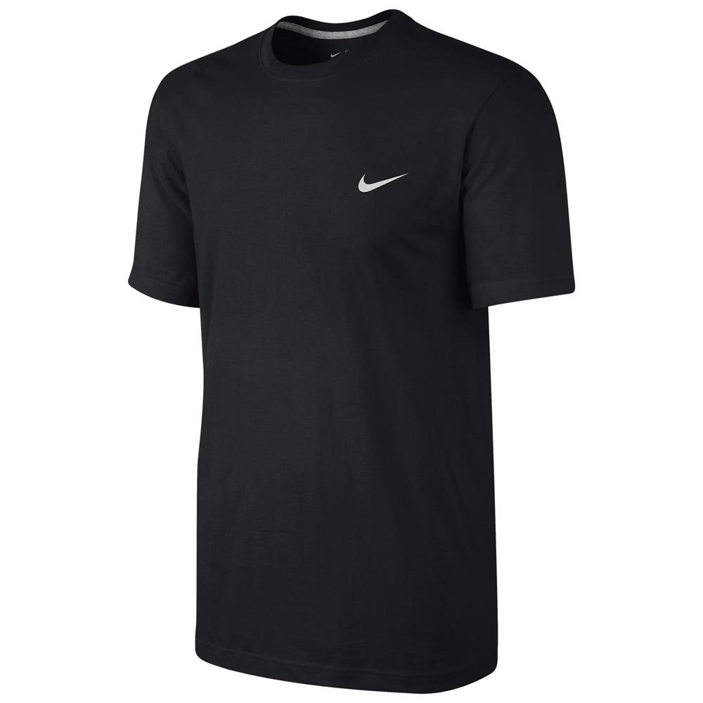 Nike embroidered swoosh t shirt classic basic sport for Nike swoosh template